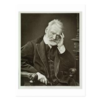 Carte Postale Victor Hugo (1802-85), de 'Galerie Contemporaine