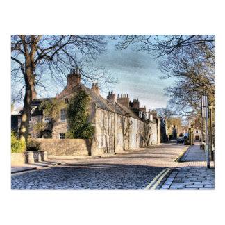 Carte Postale Vieil Aberdeen Ecosse