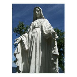 Carte Postale Vierge Marie