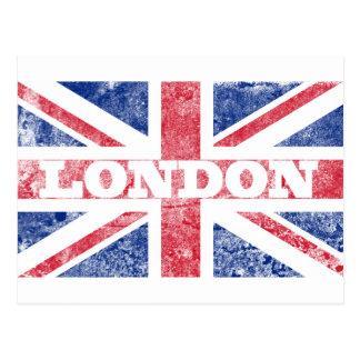 Turbo Cartes postales Drapeau De Londres personnalisées | Zazzle.fr TD49