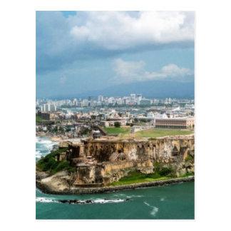Carte Postale Vieux San Juan