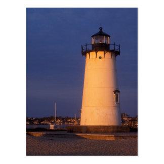 Carte Postale Vignoble de Marthas de phare d'Edgartown