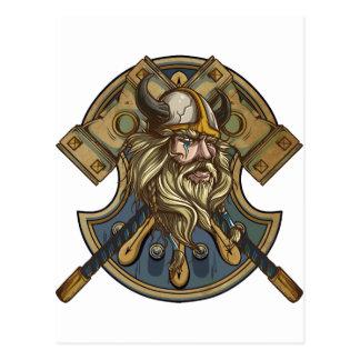 Carte Postale Viking