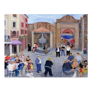 Carte Postale Village en Provence