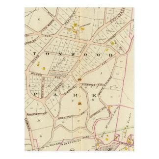 Carte Postale Ville de Mamaroneck, New York
