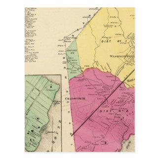 Carte Postale Ville de Mamaroneck, Orienta