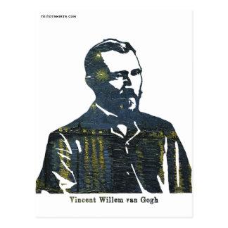 Carte Postale Vincent Willem van Gogh