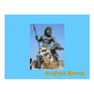 Carte Postale Virginia Beach