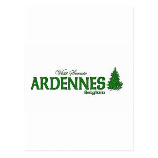 Carte Postale Visite Ardennes pittoresques