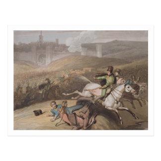 Carte Postale Vitoria, le 21 juin 1813, 'des victoires du Th