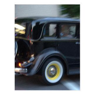 Carte Postale voiture classique