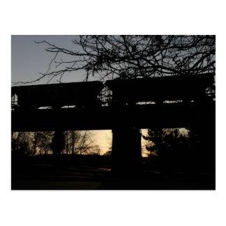 Carte Postale Voitures de gondole de TennBridge