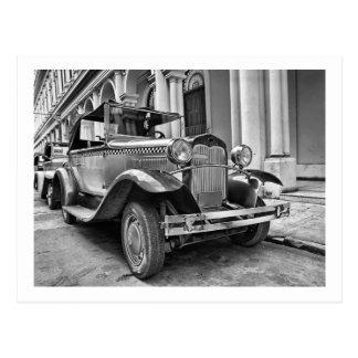 Carte Postale Voitures vintages