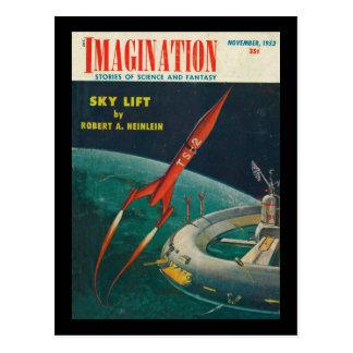 Carte Postale _Vol. 04 Nr d'imagination. art 10_Pulp