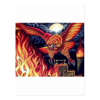 Carte Postale Vol de Phoenix