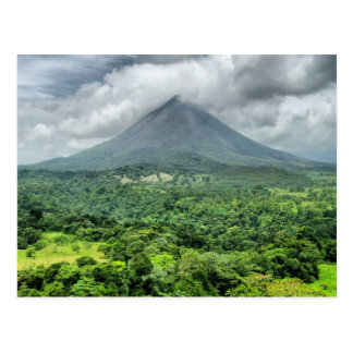 Carte Postale Volcan d'Arenal - Costa Rica