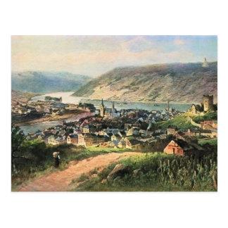 Carte Postale Von Astudin, Bingen AM Rhein