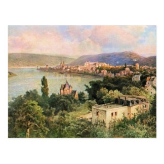 Carte Postale Von Astudin, Boppard AM Rhein
