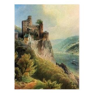 Carte Postale Von Astudin, Burg Rheinstein