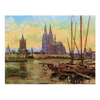 Carte Postale Von Astudin, Koeln AM Rhein