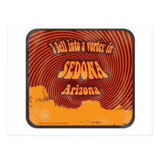 Carte Postale Vortex de Sedona