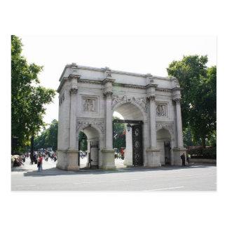 Carte Postale Voûte de marbre, Londres