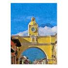 Carte Postale Voûte de Merced de La - Antigua