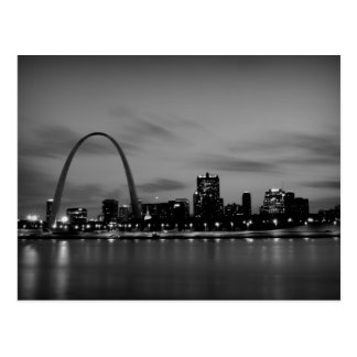 Carte Postale Voûte de St Louis