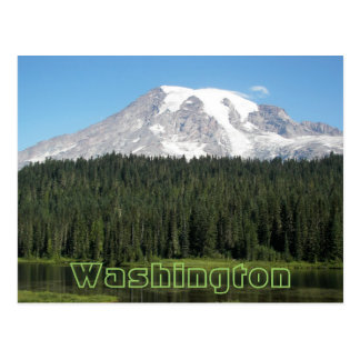 Carte Postale Voyage de Washington