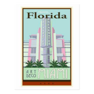 Carte Postale Voyage la Floride