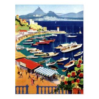 Carte Postale Voyage vintage Athènes Grèce