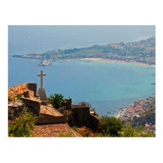 Carte Postale Vue 3 de Taormina
