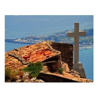 Carte Postale Vue 4 de Taormina