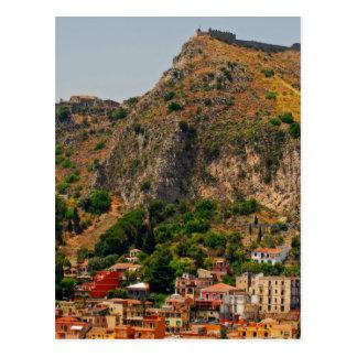 Carte Postale Vue 5 de Taormina