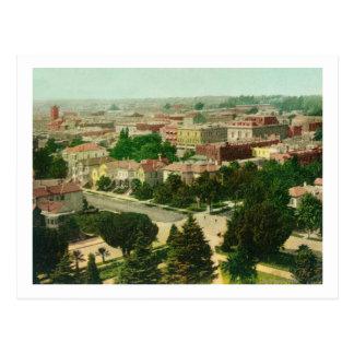 Carte Postale Vue aérienne de la ville