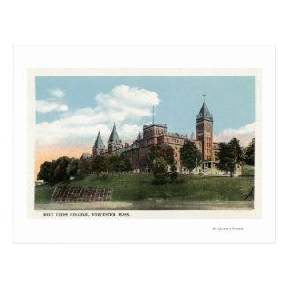 Carte Postale Vue de campus de l'université croisée sainte