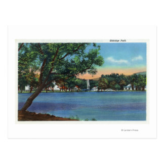Carte Postale Vue de parc d'Eldridge