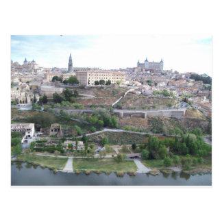 Carte Postale Vue De Toledo