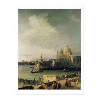 Carte Postale Vue de Venise