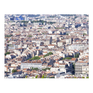 Carte Postale Vue de ville à Marseille