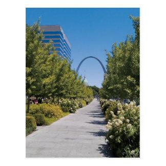 Carte Postale Vue de voûte de Citygarden