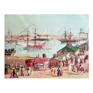 Carte Postale Vue du pont d'Isaac