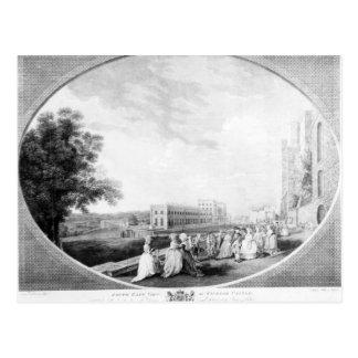 Carte Postale Vue du sud-est de château de Windsor