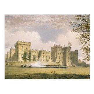 Carte Postale Vue du sud-est de château de Windsor, de 'Windsor