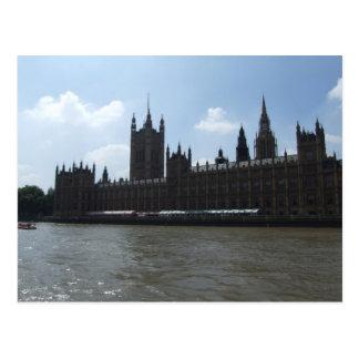 Carte Postale Vue d'Université d'Oxford de Londres à Londres