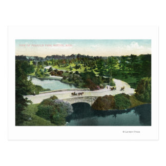 Carte Postale Vue générale de parc de Franklin