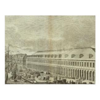 Carte Postale Vue gravée du St Petersbourg 2