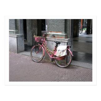 Carte Postale Vues d'Amsterdam