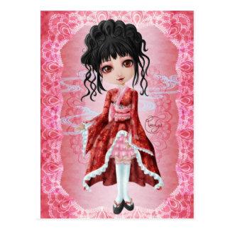 Carte Postale Wa lolita