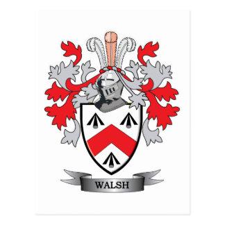 Carte Postale Walsh-Manteau-de-Bras